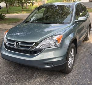 2011 Honda CR-V EXL for Sale in Bolingbrook, IL