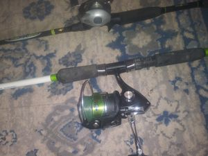 Fishing rods for Sale in Weslaco, TX