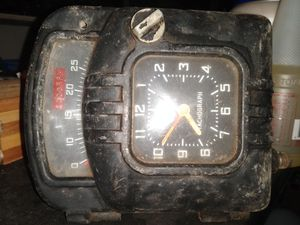 Old truck time clock for Sale in Oroville, CA