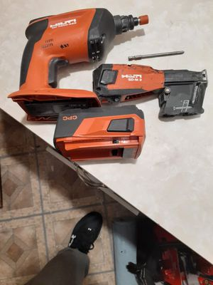 Hilti drywall screwdriver kit for Sale in Portland, OR