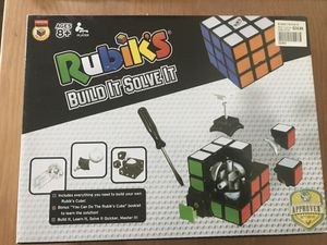 Build Your Own Rubiks Cube for Sale in Fairfax Station, VA