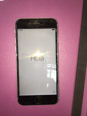 Unlocked 32gb iPhone 6s for Sale in FAIRMOUNT HGT, MD