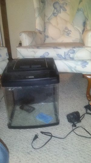Bio cube saltwater tank for Sale in Imperial, MO