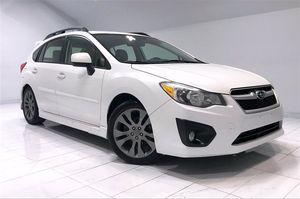 2013 Subaru Impreza Wagon for Sale in Chantilly, VA