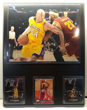 Kobe Bryant plaque for Sale in Bell Gardens, CA