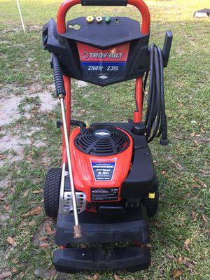 Troy bilt pressure washer2700 psi for Sale in Auburndale, FL