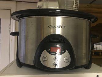 Crockpot slow cooker for Sale in Newark,  NJ