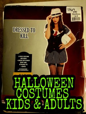 Dressed to kill halloween costume for Sale in Montclair, CA