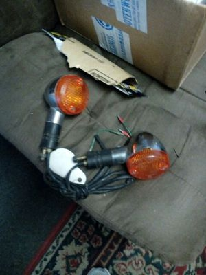Both side signal light for Honda motorcycle for Sale in Somerville, MA