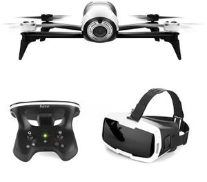 Parrot Bebop 2 drone with FPV goggles for Sale in Staten Island, NY