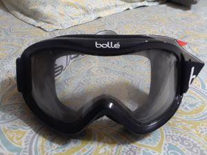 Bolle ski goggles for Sale in Waukegan, IL