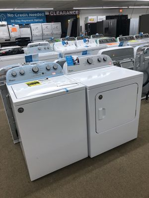 Whirlpool Brand New Washer and Dryer on sale for Sale in Norcross, GA