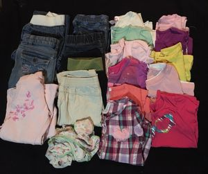 Lot of 23 Girls Size 6/7 Clothes for Sale in Salem, SD