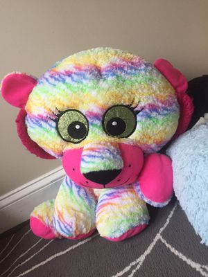 Rainbow stuffed animal for Sale in Baltimore, MD