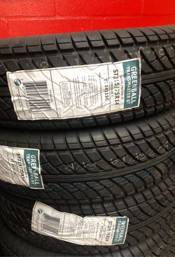 New trailer tires 215/75/14 for Sale in Orlando,  FL