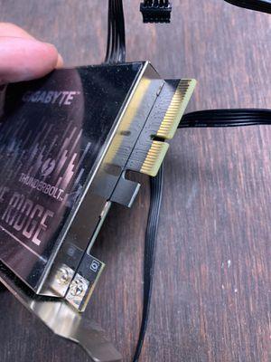 GC Alpine Ridge Thunderbolt 3 PCIe card for Sale in Elk Grove, CA