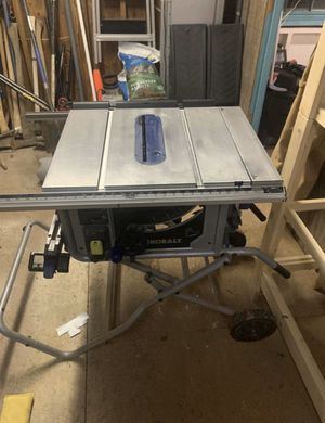 Kobalt table saw for Sale in Snellville, GA
