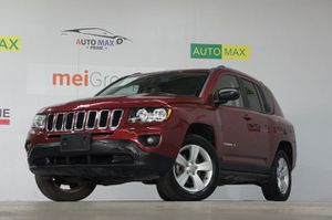 2016 Jeep Compass for Sale in Arlington, TX