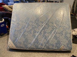 Double size mattress with original packaging plastic for Sale in Riverside, CA