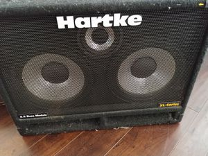 Hartke bass guitar speakers for Sale in Concord, CA