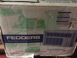 FEDDERS Room Air Conditioner. for Sale in Pittsburgh, PA