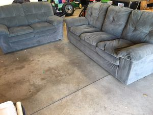 Couch and Loveseat for Sale in Forest Lake, MN