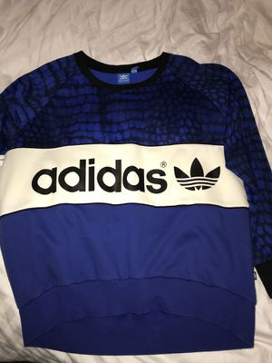 Adidas originals size m sweatshirt hoodie for Sale in Hawthorne, CA