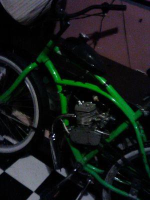 Bike motorized gas powered bike! for Sale in Auburndale, FL