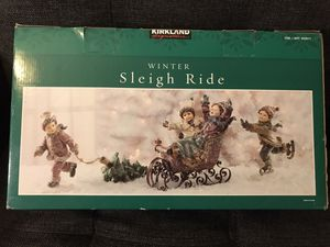 Christmas Winter Sleigh Ride - New for Sale in Lakewood, CA