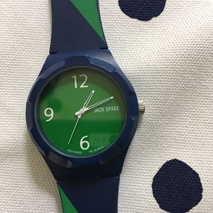Katespade boy watch blue and green like new $25 for Sale in Bailey's Crossroads, VA