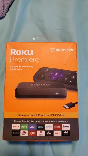 Roku for Sale in Tacoma, WA