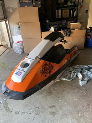 1989 650SX STAND UP JETSKI for Sale in Pittsburg, CA