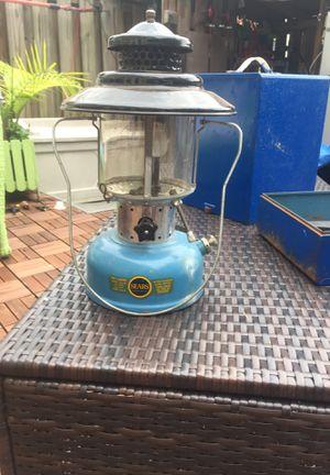 Antique gas lamp for Sale in Fairfax, VA
