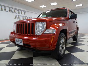 2008 Jeep Liberty Sport SUV 4x4 Huge Sunroof for Sale in Paterson, NJ