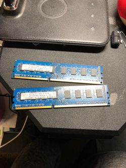 2x 2GB RAM chips for Sale in Wenatchee,  WA