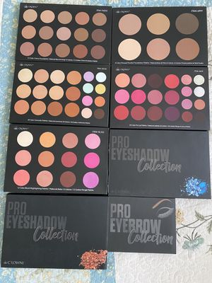 Makeup palettes for Sale in Los Angeles, CA