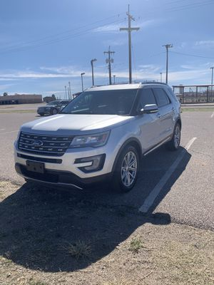2017 Ford Explorer Limited for Sale in Tucson, AZ