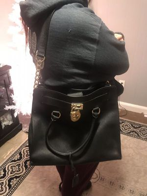 """Michael Kors bag (12"""" high X 6""""wide) for Sale in Malden, MA"""
