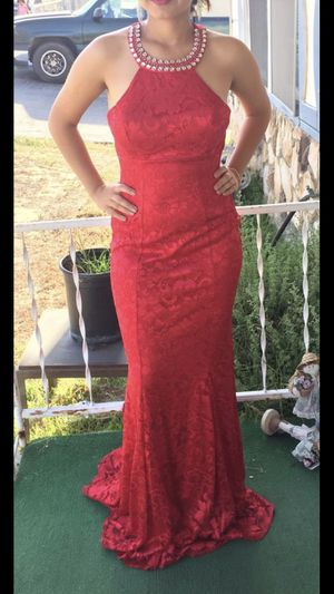Lace red dress for Sale in Chula Vista, CA