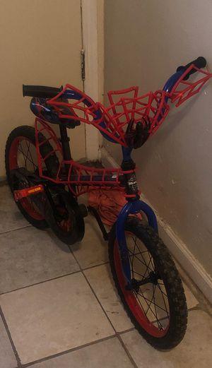 Spider man bike kids for Sale in Washington, DC