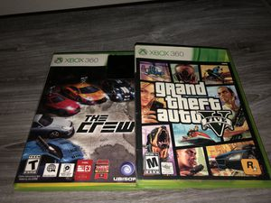 Xbox 360 games. for Sale in Duncanville, TX