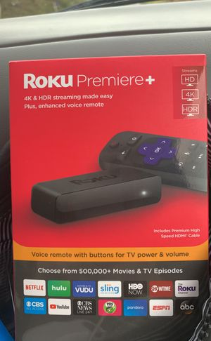 Roku Premiere+ for Sale in Boones Mill, VA