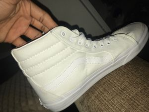 Brand new vans out the box (20$)I don't want them for Sale in Schaumburg, IL