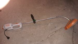 Stihl fse 60 weed wacker Electric for Sale in Chicago, IL