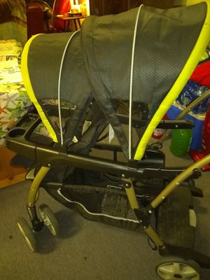 A Double stroller for two children app for sale for $35 for Sale in Allentown, PA