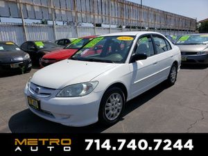 2005 Honda Civic Sdn for Sale in La Habra, CA