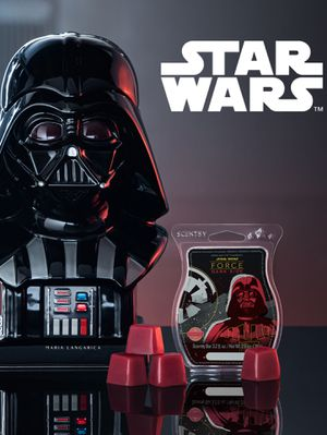 Star Wars Scentsy Warmer for Sale in Avocado Heights, CA