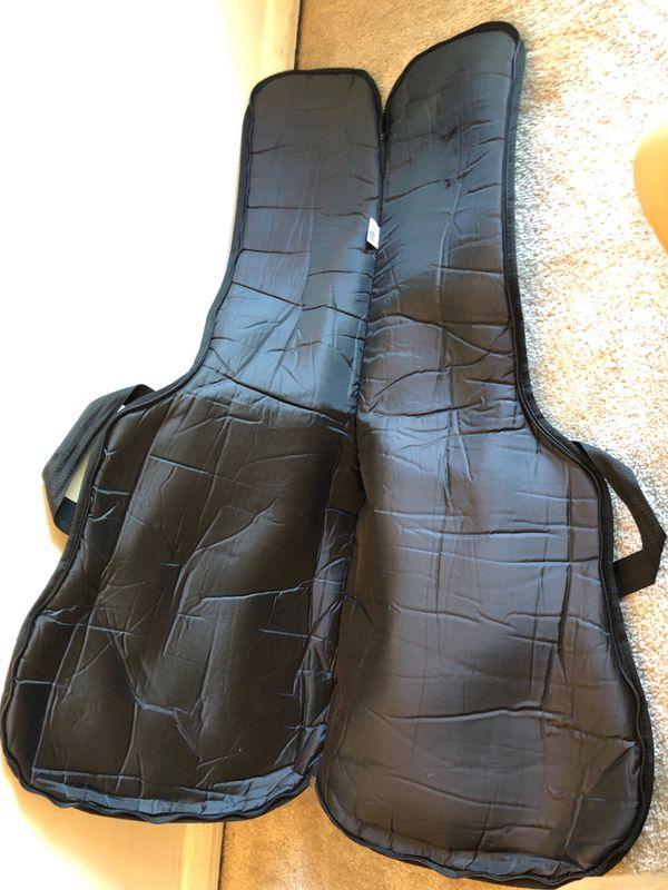 Electric guitar gig bag