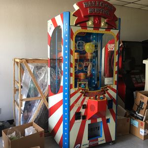 Balloon buster arcade game for Sale in Grand Prairie, TX
