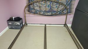 King size bed frame for Sale in Marietta, GA